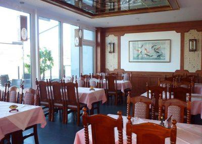 Chinarestaurant-Orchidee-Petersberg-Fulda-Innenraum-Tische-2